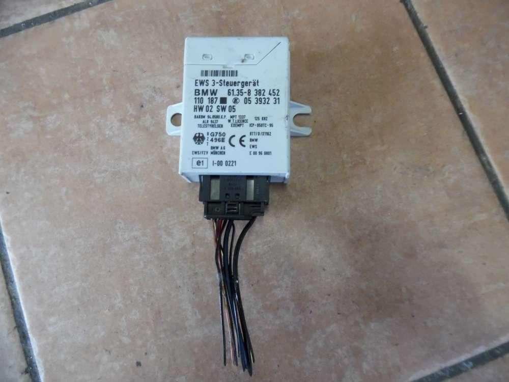 BMW 318i E46 Steuergerät Modul Elektronische Wegfahrsperre 8382452