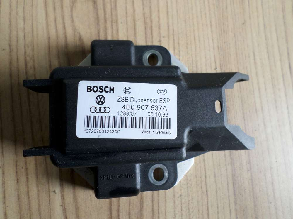 ESP Duosensor Kombi-Sensor Audi A4 B5 A6 4B VW Passat  4B0907637A