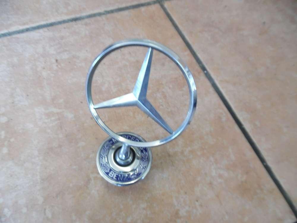 Mercedes W124 E-Klasse Stern Motorhaube