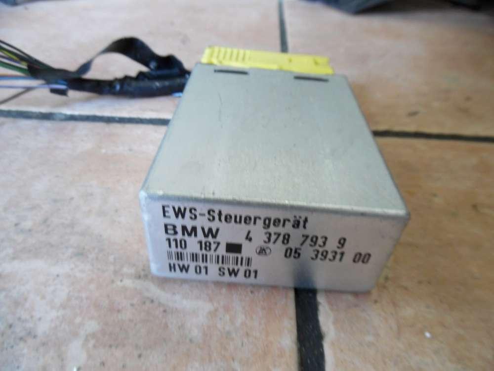 BMW E36 3er Steuergerät Wegfahrsperre 43787939 LK 05393100