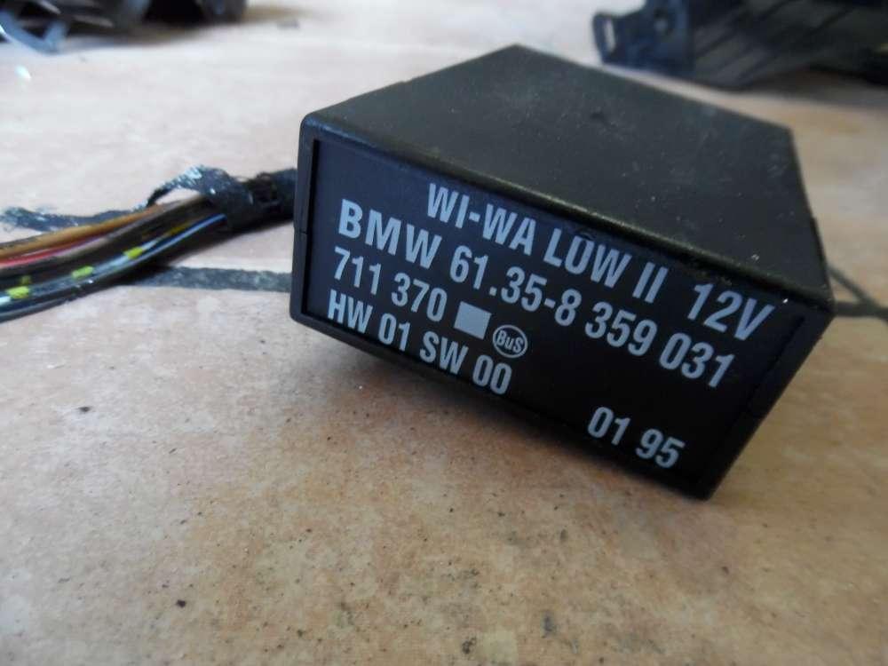 BMW E36 3er Steuergerät Wischwasser Wisch-Wasch WI-Wa Low II 8359031