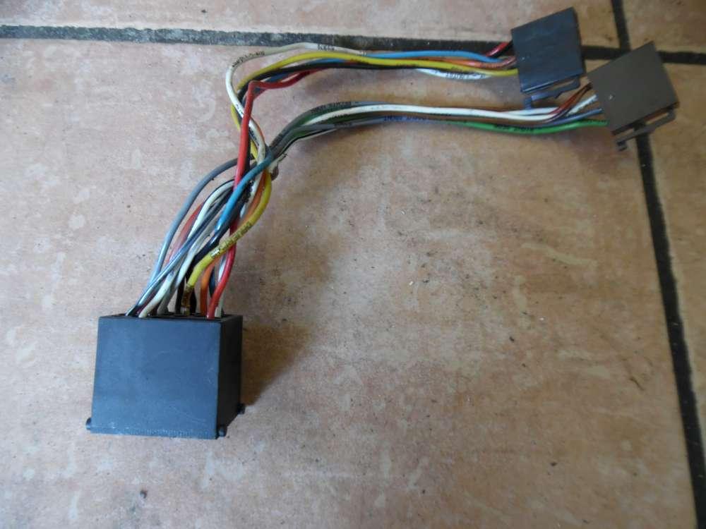 BMW E36 3er Radio Adapter Kabel / Zwischen Stecker Verbindung