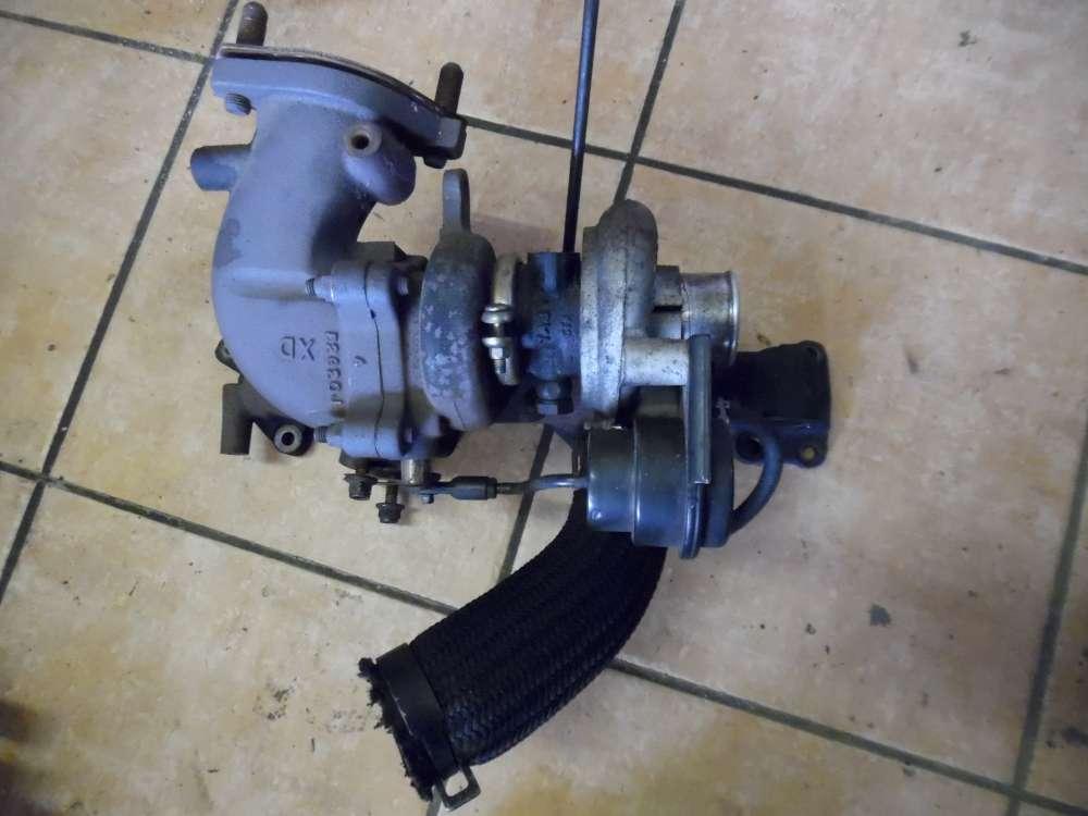 KIA Carens II Turbolader 28231-27000