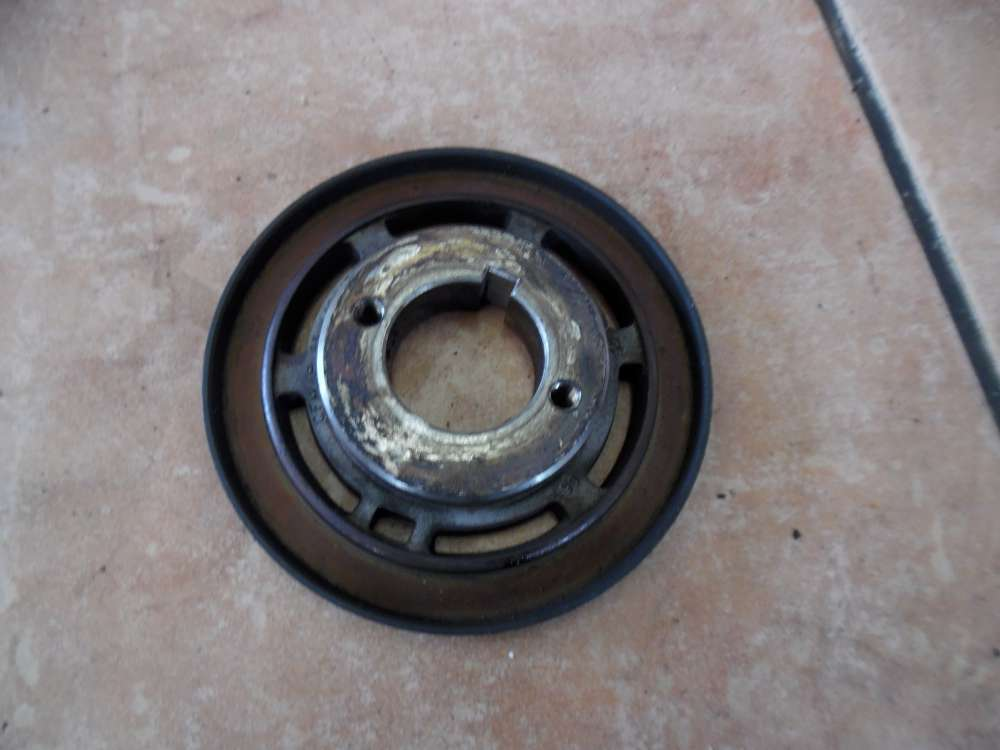 Ford S-Max Riemenscheibe Kurbelwelle 9644347680