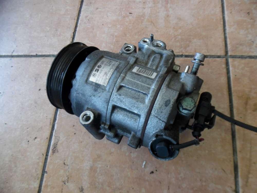 Skoda Fabia 6Y2 Klimakompressor 6Q0820803D