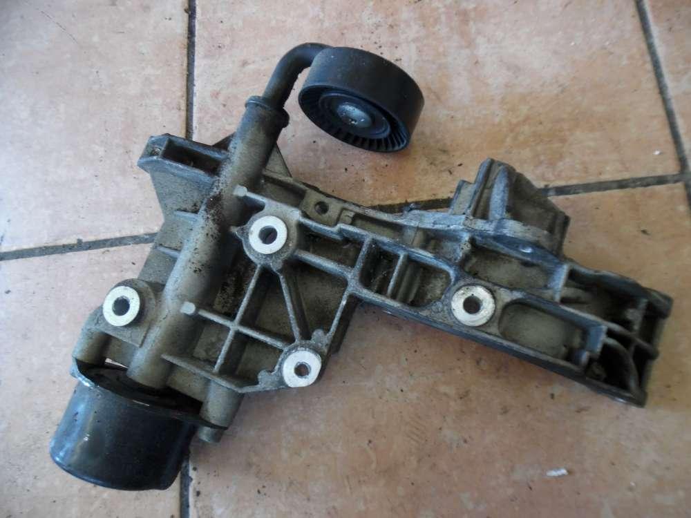 Skoda Fabia 6Y2 Spannrolle Halter Lichtmaschine Klimakompressor 047903139C
