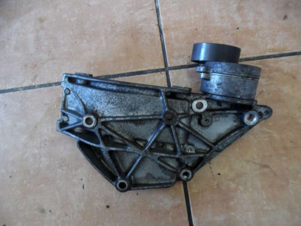 Ford S-Max Spanrolle Halter 9650034280