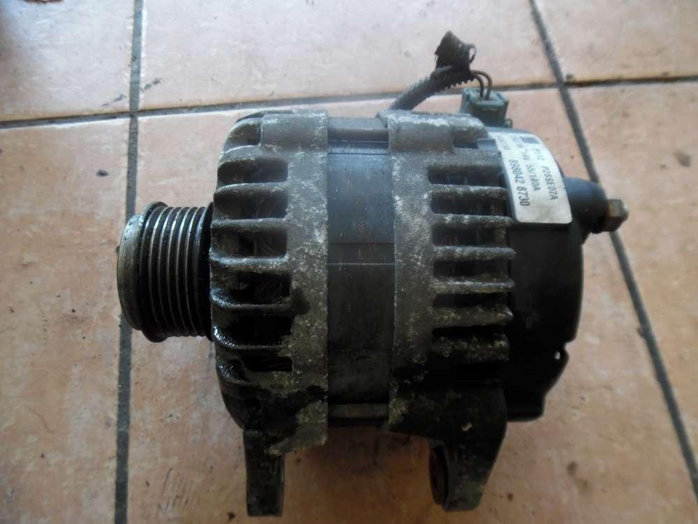 Opel Astra H Lichtmaschine 8980428730 140A