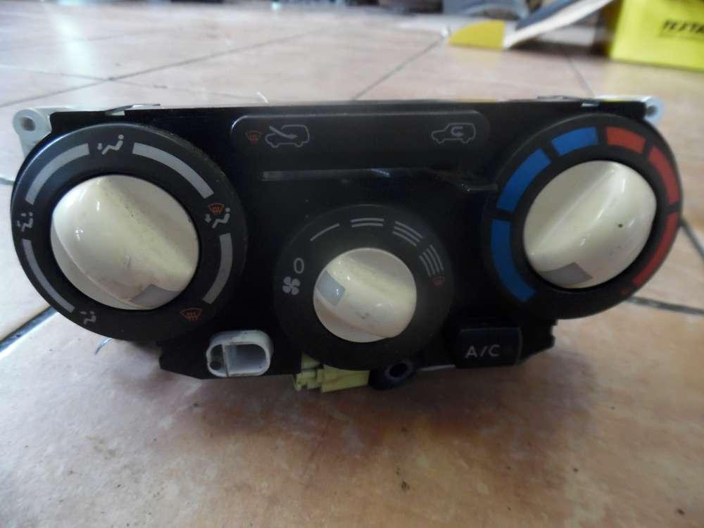 Nissan Micra K12 Klimabedienteil Heizungsregler F667193