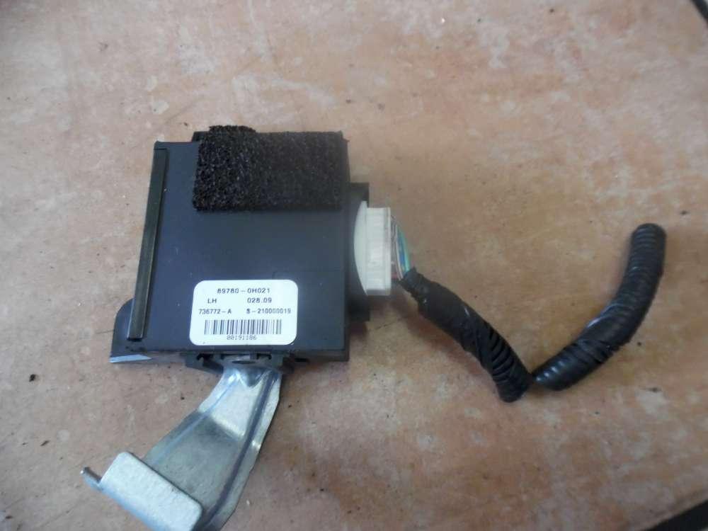 Nissan Micra K12 Steuergerät ECU 89780-0H021