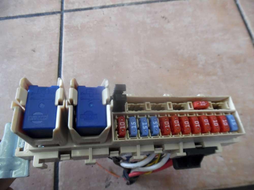 Nissan Micra K12 Sicherungskasten Sicherung Relaikasten Relai