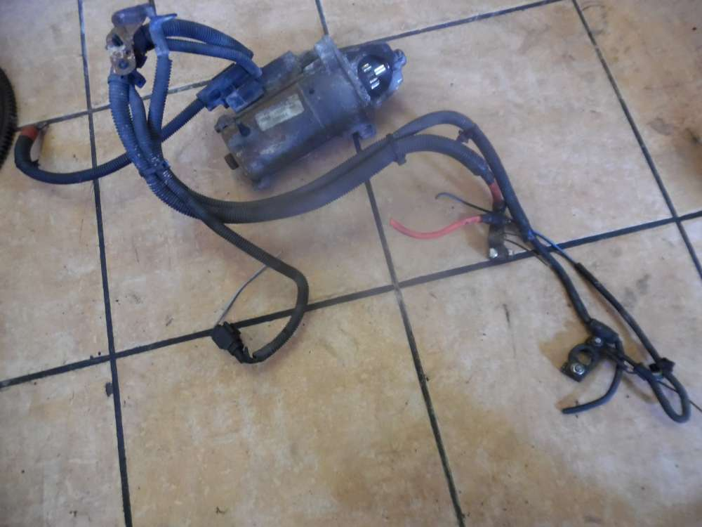 Ford Focus DNW Anlasser Automatikmit Kabel  98AB-1100CD