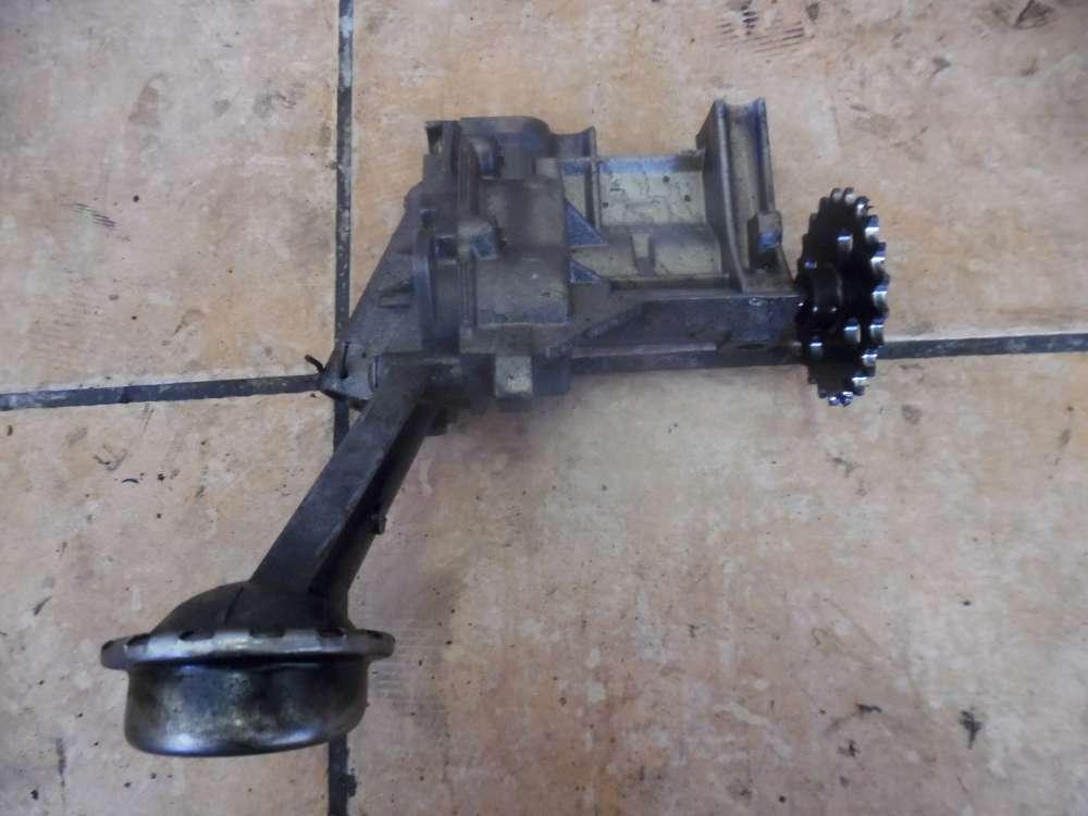 Renault Kangoo KC Bj 2007 Ölpumpe 7700600532