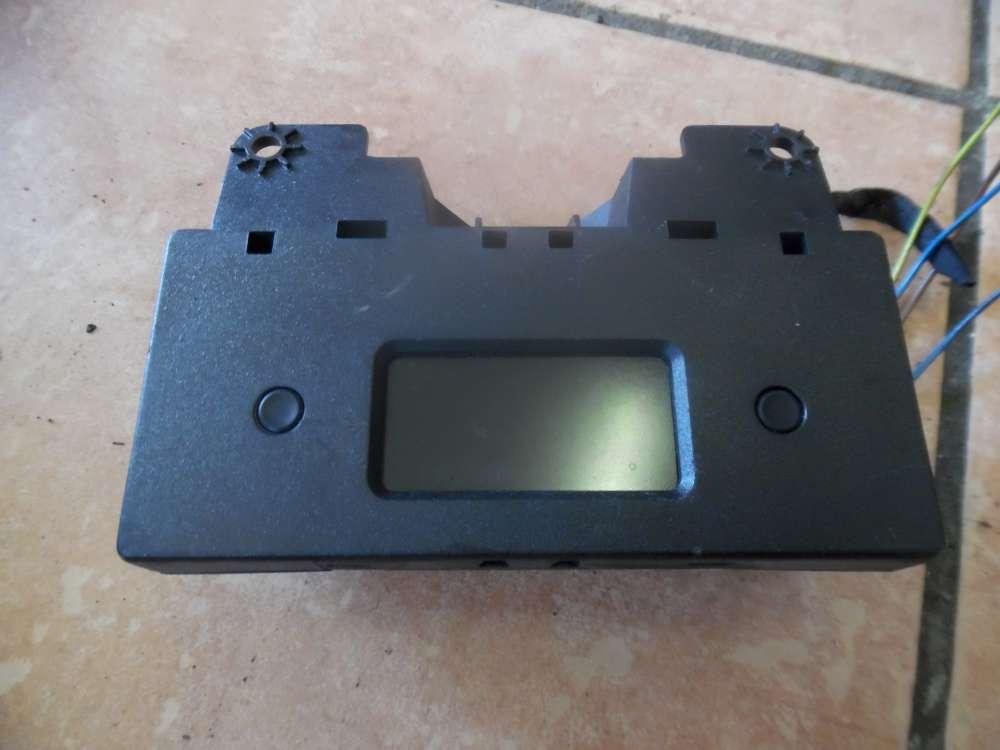 Peugeot 206 Bordcomputer digitale Uhr 96250976ZR