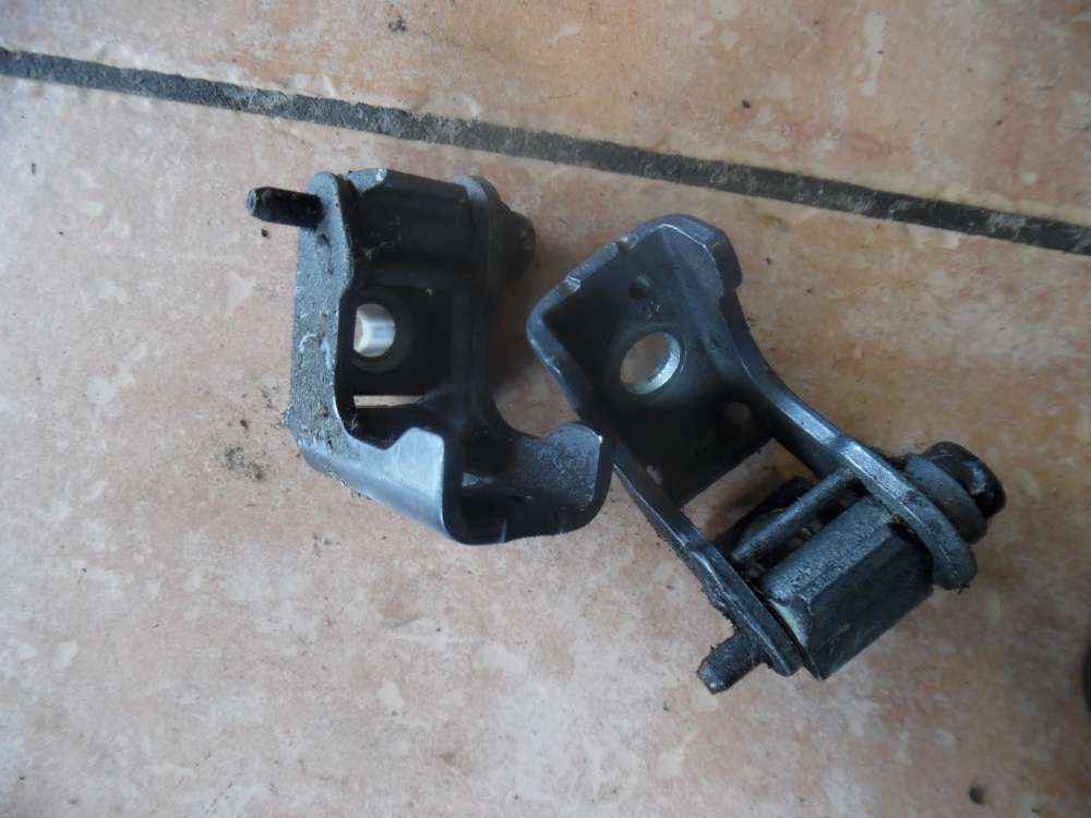 Peugeot 206 Türscharniere Scharnier Hinten Links