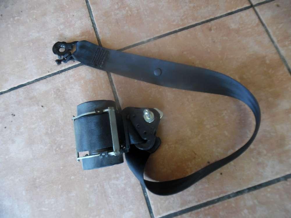 Renault Kangoo KC Sicherheitsgurt Gurt Hinten Links 8200700337