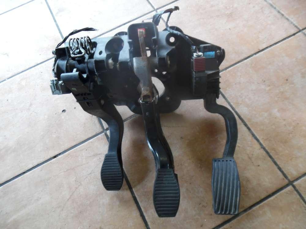 Fiat Punto 199 Bj:2006 Pedale Bremspedal Kupplungspedal und Gaspedal 55700428