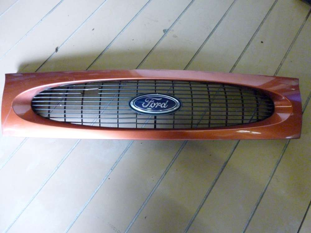 Ford Fiesta Bj.1997 Frontgrill Farbcode W2 Oranje 96FB8A133