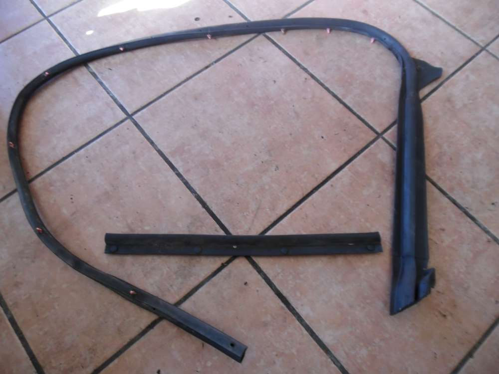 Nissan Primera P12 Kombi Bj:03 Dichtung Rahmen Tür Hinten Links