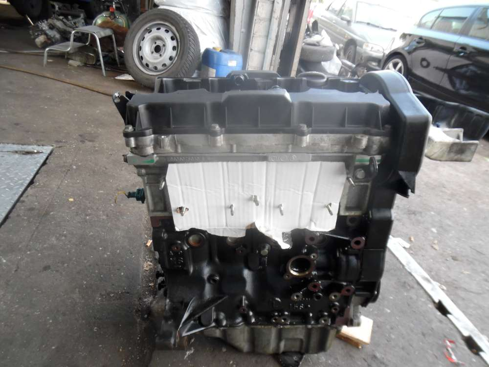Peugeot 307 RHR Bj:2004 Motor Zylinderkopf 9636076010  9638570180