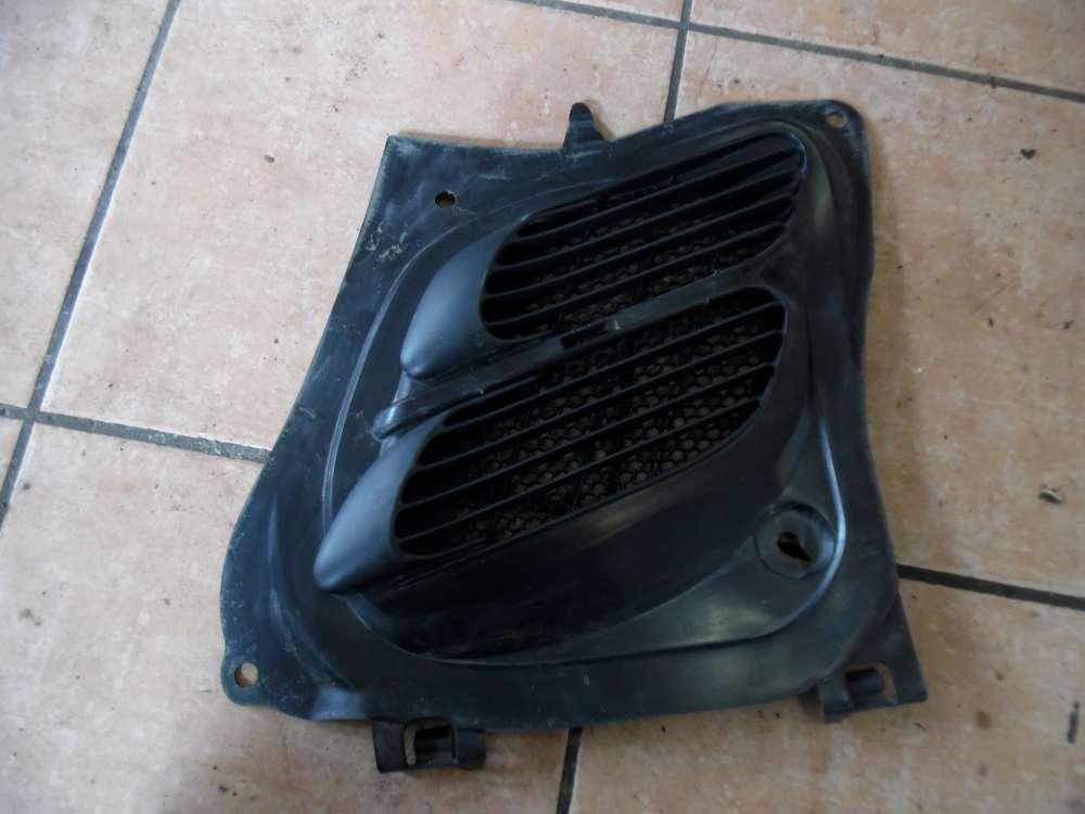 Peugeot 206 Cabrio Bj:2003 Motorhaube Lüftungsgitter Grill Lufteinlass 9643443777