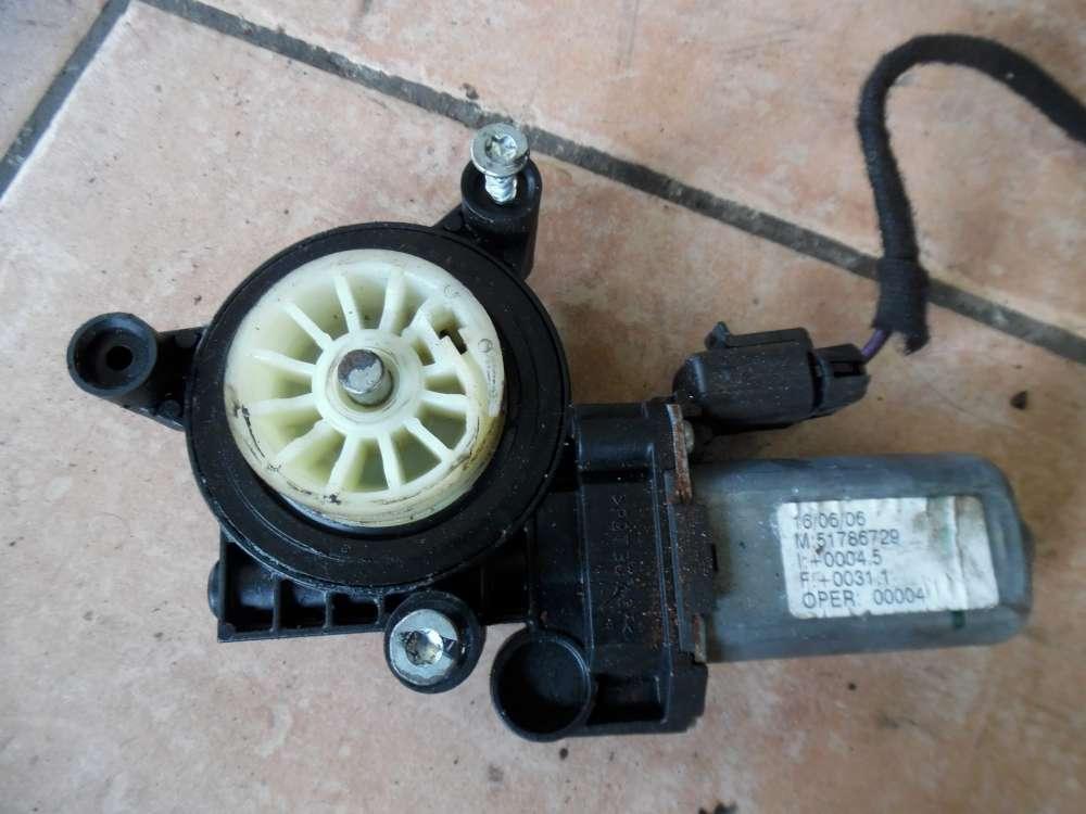 Fiat Punto 199 Bj:2008 3 Türer Fensterhebermotor Vorne Links 51786729