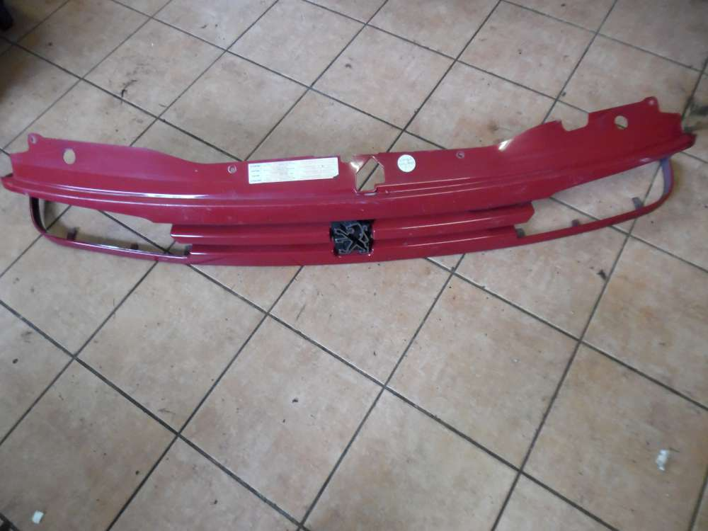 Peugeot 806 Bj:1996 Stoßstange Vorne Rot 1462385077