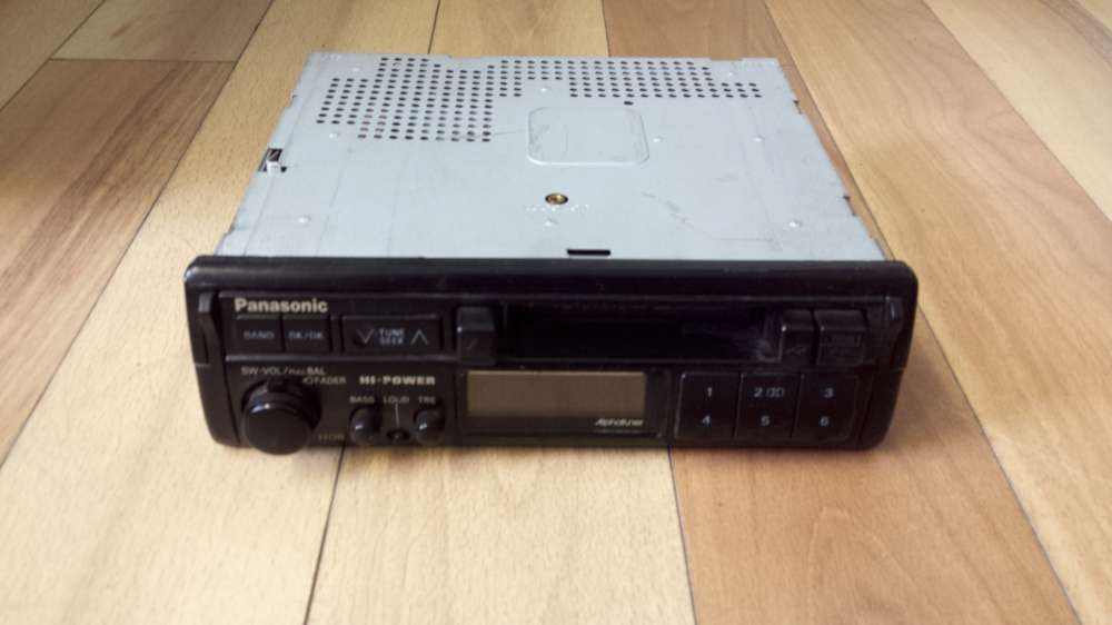 Cassetten Radio Panasonic PA0H08N0062439 Model CQ-H08EG