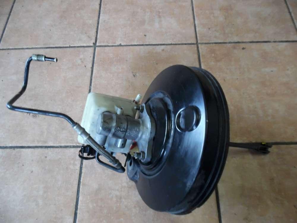 Opel Zafira B Bj:2007 Bremskraftverstärker Hauptbremszylinder 13142362