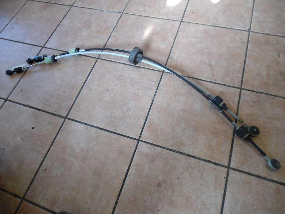 Opel Zafira B Bj:2007 Schaltseile Schaltzug Seilzug 55351949