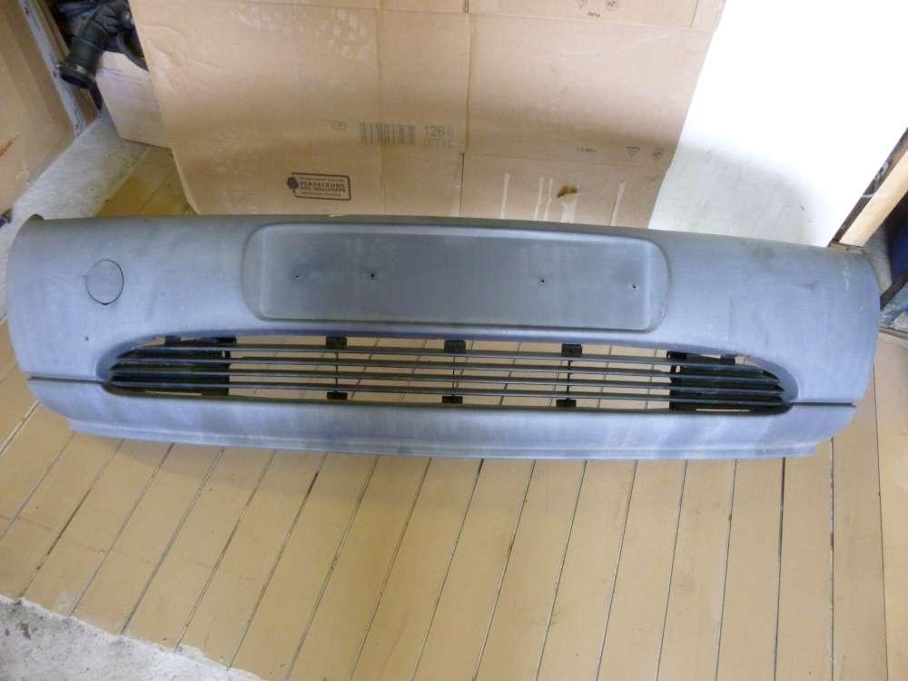 Ford Fiesta Bj.1997 Stoßstange vorne Stoßfänger un-lackiert Dunkel Grau