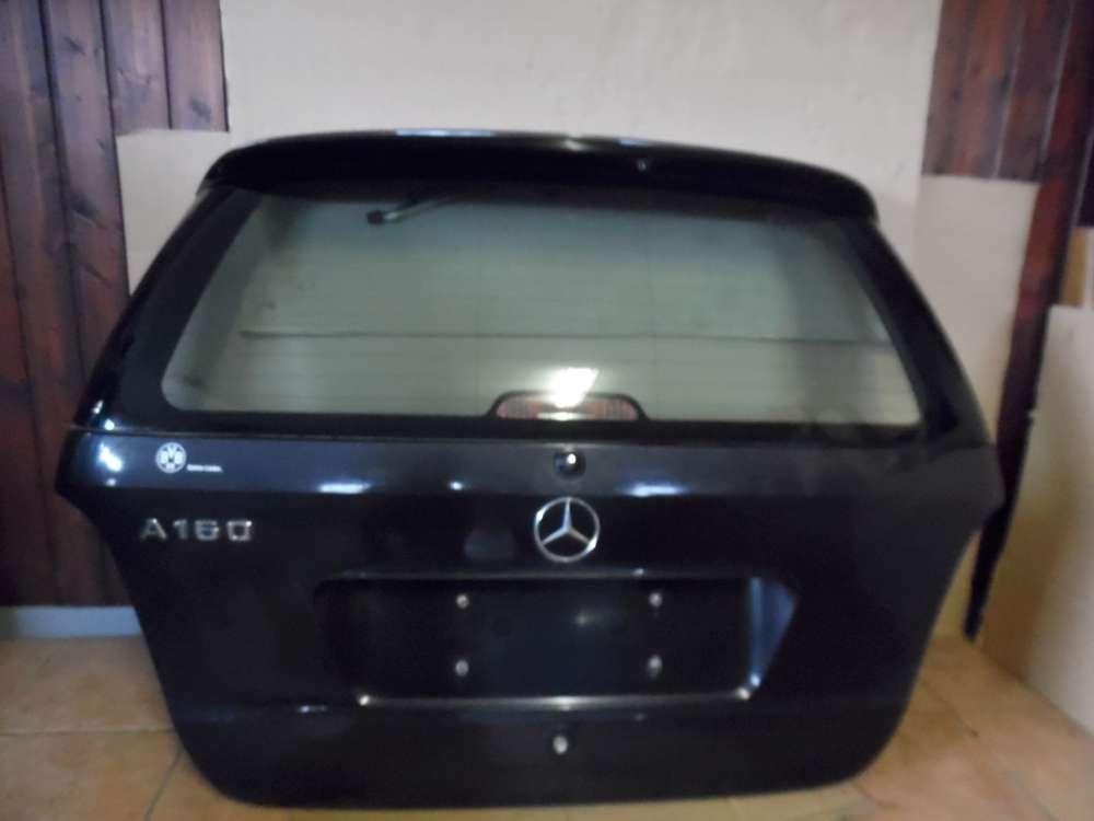 Mercedes Benz A-Klasse W168 A160 Heckklapp Schwarz Farbcod : 195