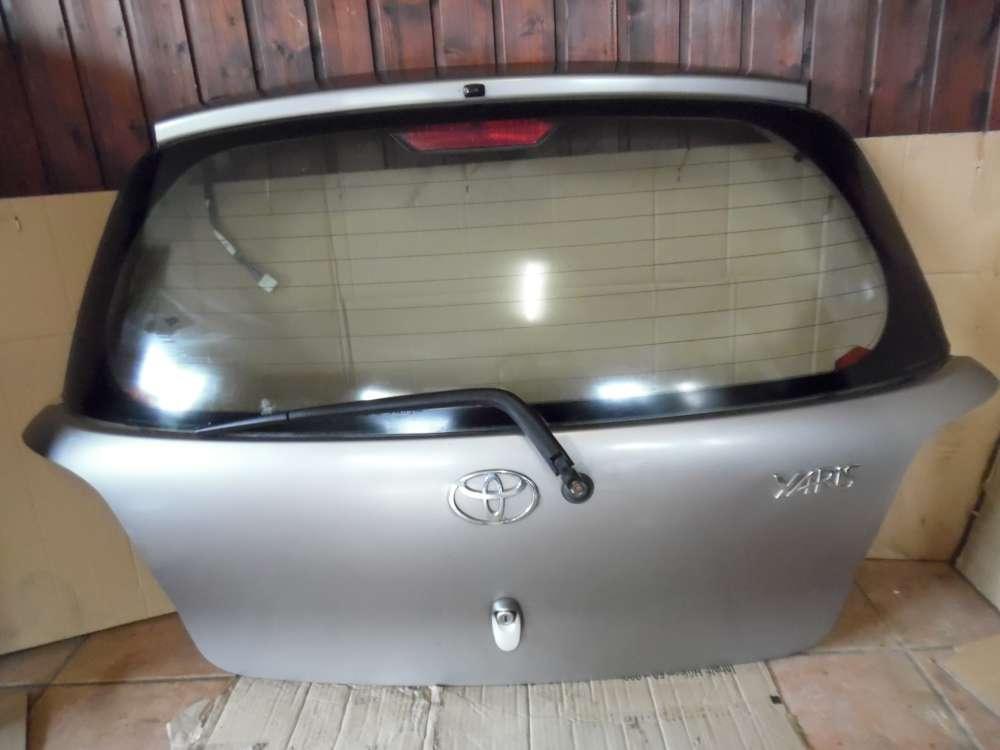 Toyota Yaris P1 Heckdeckel Heckklappe Gery Metallic Farbcod : 1D2