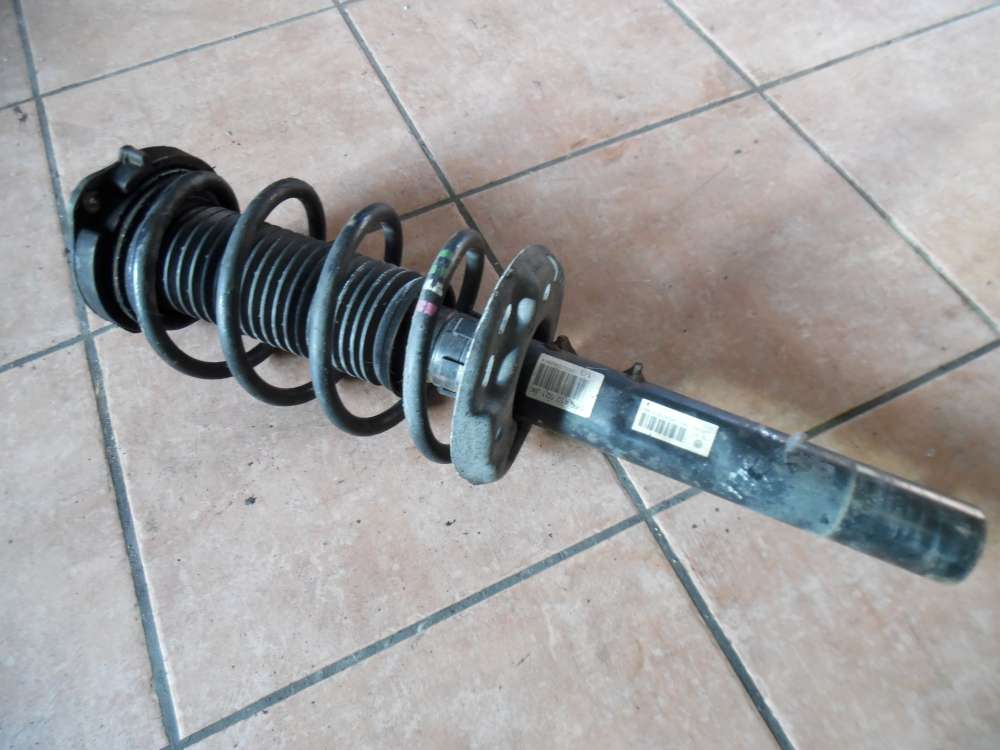 VW Golf 6 VI Feder Federbein Stoßdämpfer Vorne Rechts 1K0413031BE