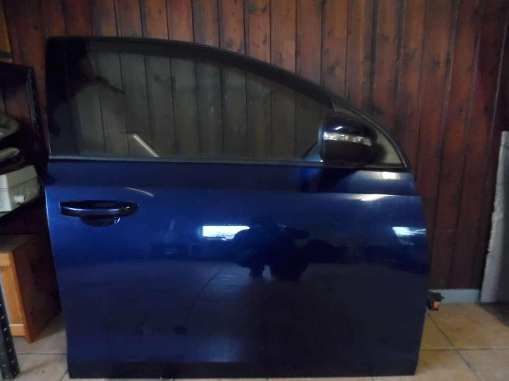 VW Golf 6 Tür Vorne Rechts Blue Metallic : LD5Q