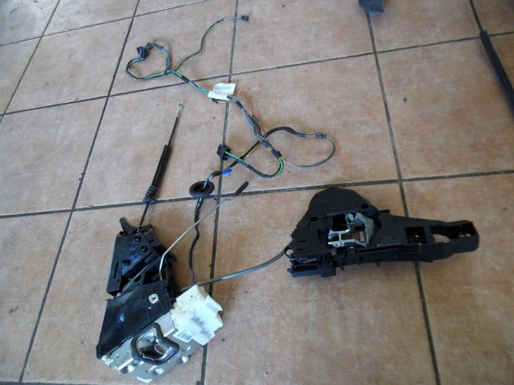 Mercedes W169 Türschloss Vo Re 1697202835 mit Kabelbaum 1695407805