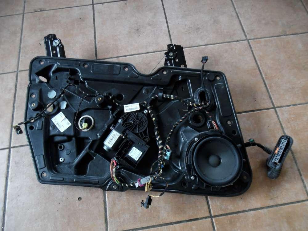 VW Golf 6 VI Fensterheber Motor Elektrischer mit Kabelbaum 5K0837755 1K0959701AM