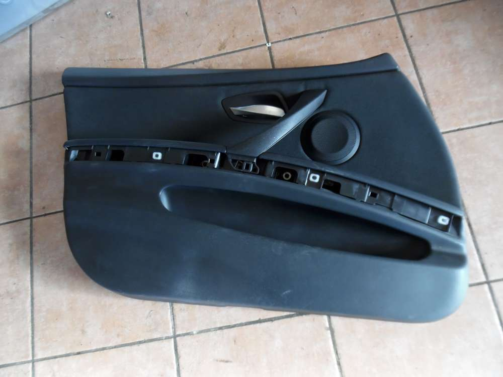 BMW 3-er E90  E91 Türverkleidung Verkleidung Vorne Links 7144397