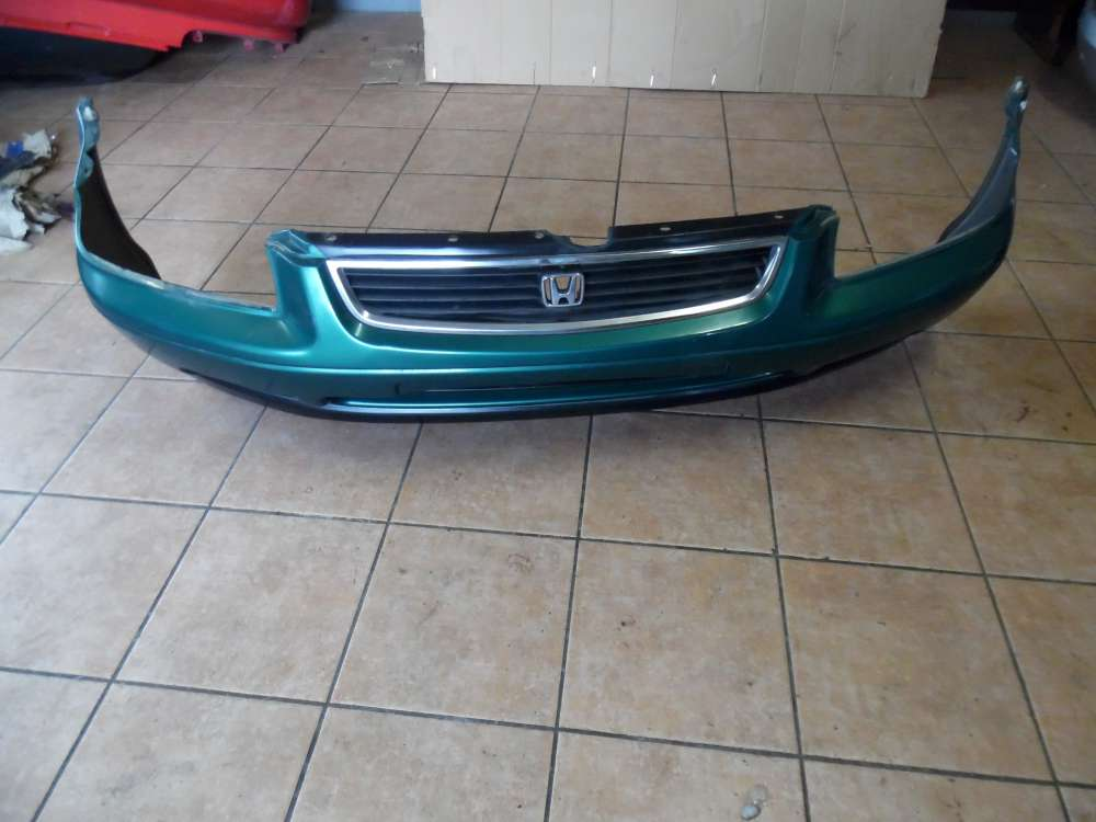 Honda Civic MA8 Limousine Stoßstange Vorne grün 71101-ST3-ZZ00