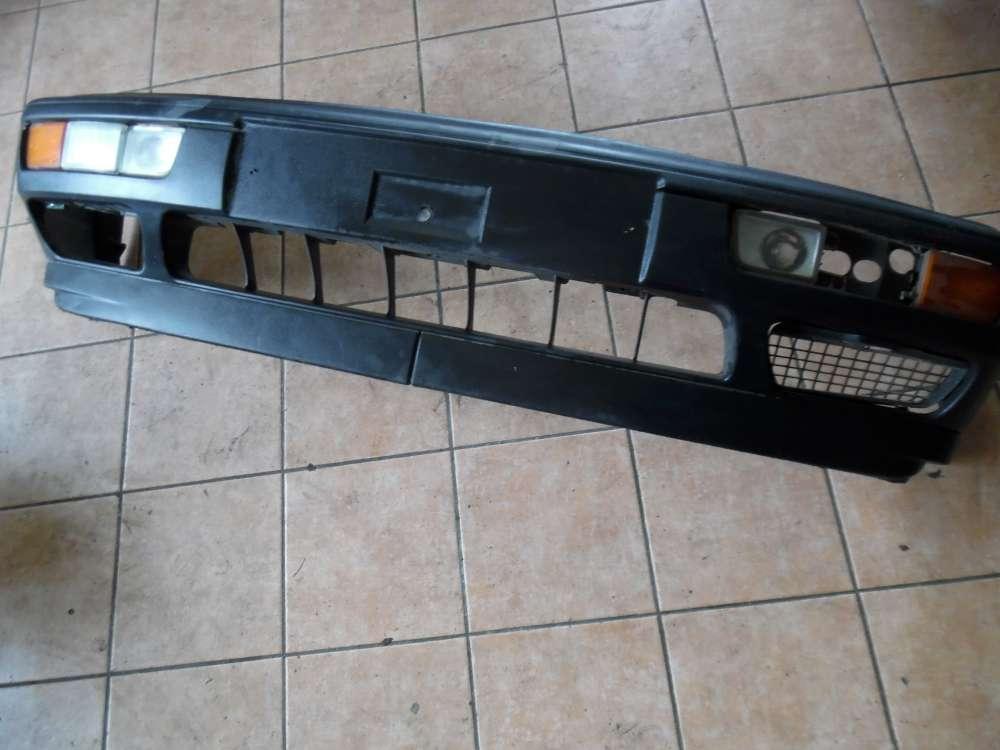 VW Golf 3 Stoßstange Frontschürze Blinker Vorne Schwarz 1H6807217