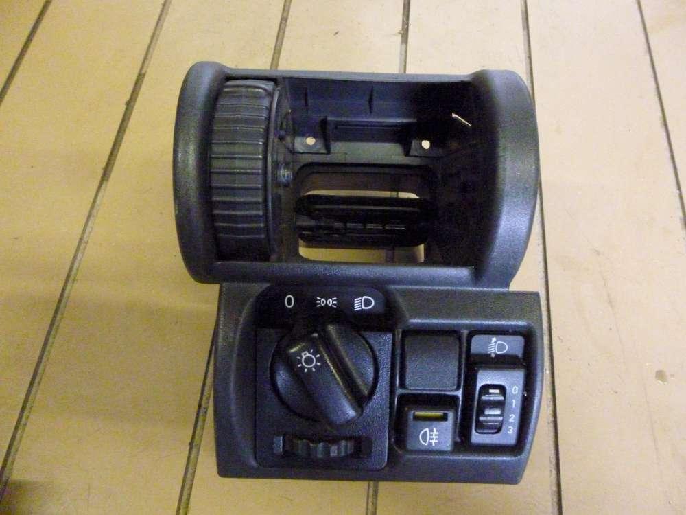 Opel Corsa B  Lichtschalter Lichtregulierung mit Lüftungsdüse 90386874