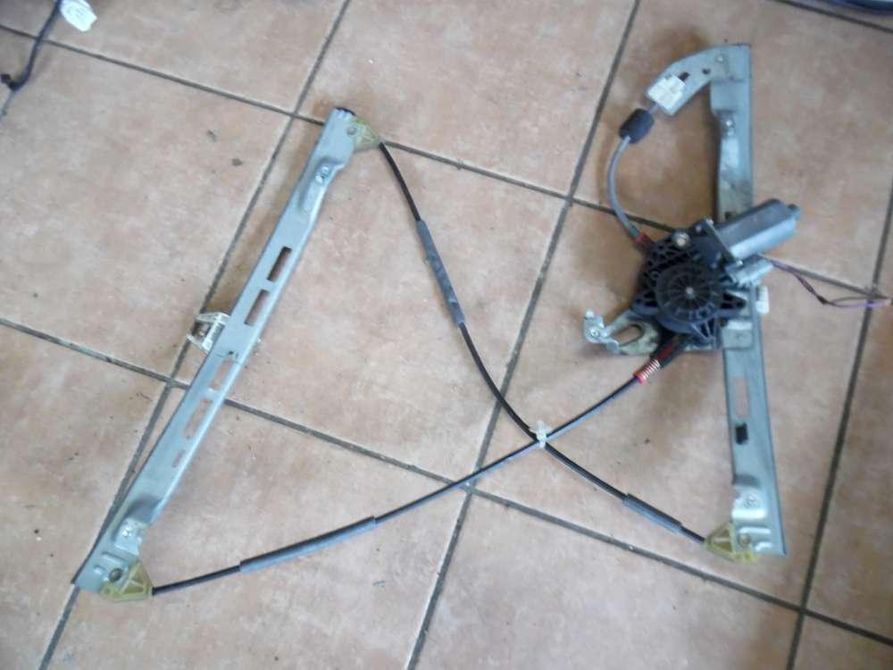 Peugeot 206 Fensterheber elektrisch Vorne Rechts 9637530580