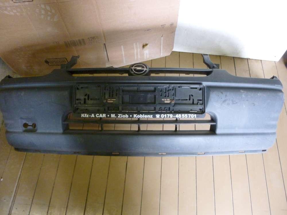 Opel Corsa B Stoßstange Vorne 90532464   90532465