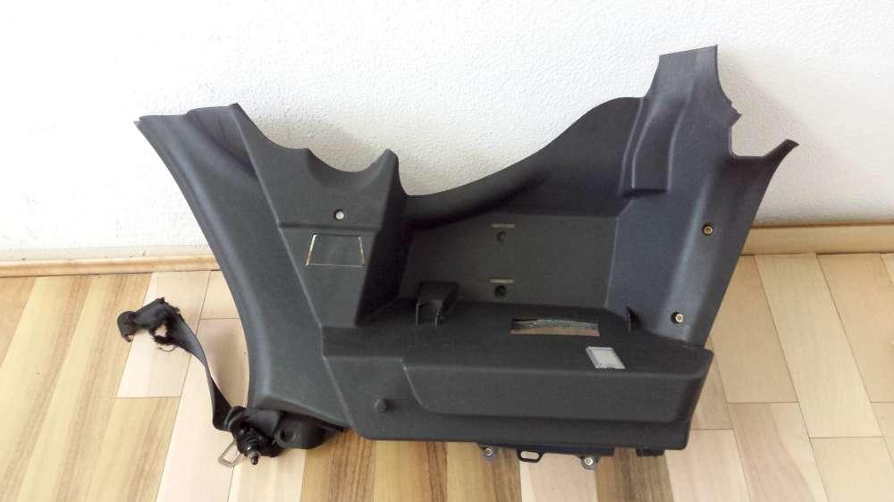 Verkleidung Kofferraum links - Opel Corsa C  463444294