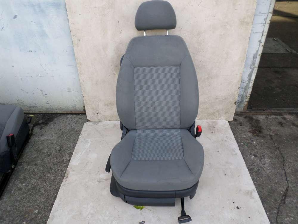 Seat Ibiza Bj.2005 3 Türen Beifahrersitz Sitz vorne rechts Stoff