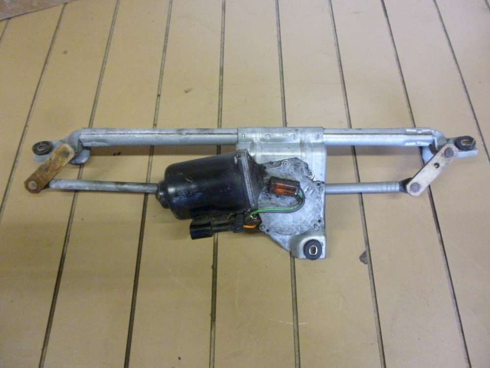 Opel Corsa B Wischermotor mit Gestänge Vorne 22107719