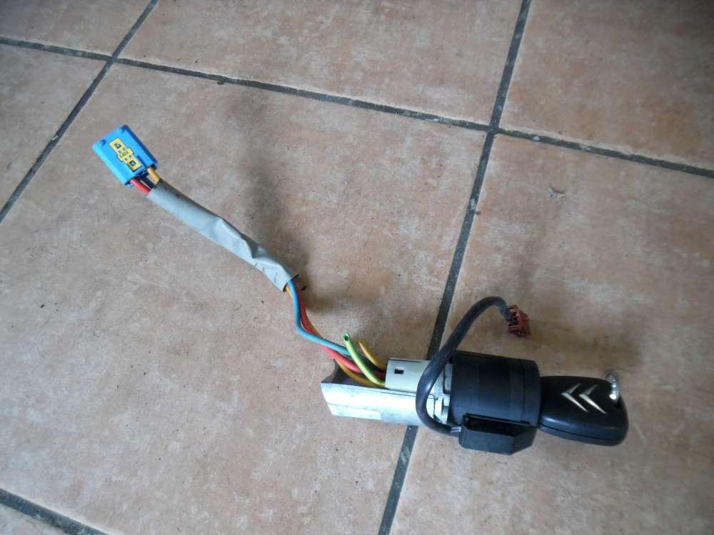 Citroen Zündschloss mit Schlüssel 9641551180