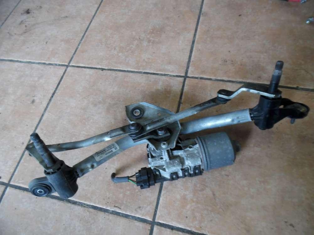 Renault Twingo II Wischermotor mit Gestänge Vorne 0390241541