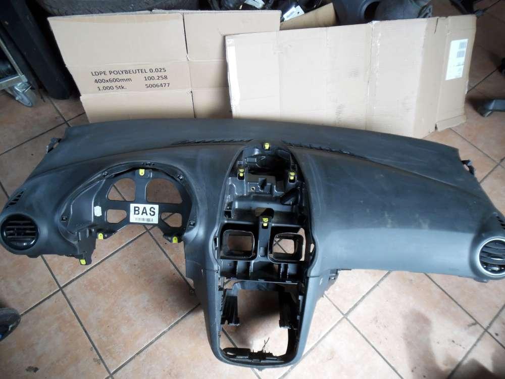 OPEL Corsa D Armaturenbrett Cockpit 13184061