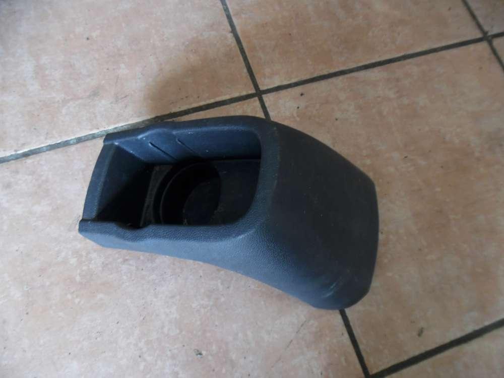 Opel Corsa D Abdeckung Verkleidung Mittelkonsole Getränkehalter 13205090